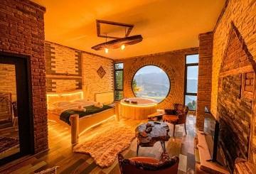 Organik Köy Bungalow Evleri