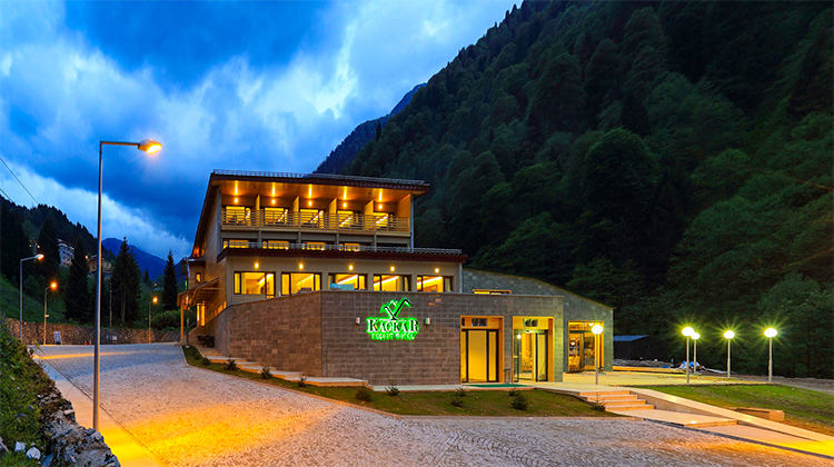 Kaçkar Resort Otel